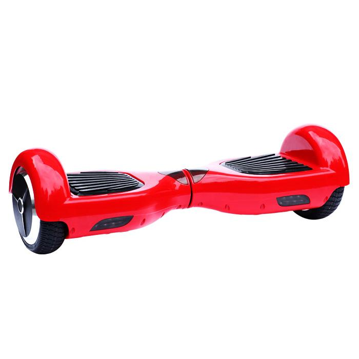 LVQU Two Wheel Smart Self Balance Board Electric Scooter Car(RED+LED