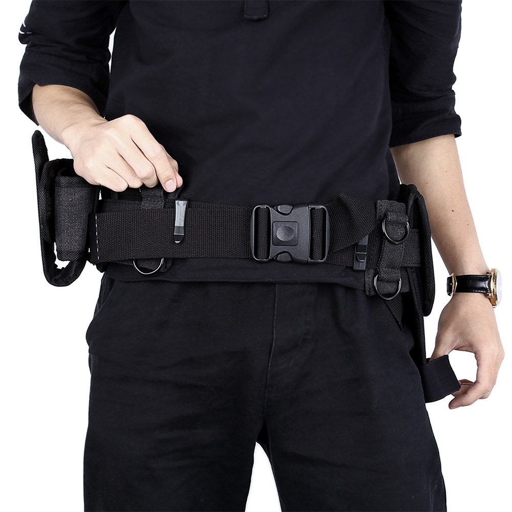LYNCA UD - 02 MULTIFUNCTIONAL PHOTOGRAPHY WAIST BELT FOR DSLR CAMERAS ..