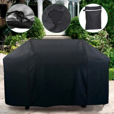M Waterproof Barbecue Grill Dust Protector Polyester Rain Cover