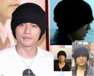 effabf34d79 M1 male beanie unisex headwear korean stylish style man hats male topi