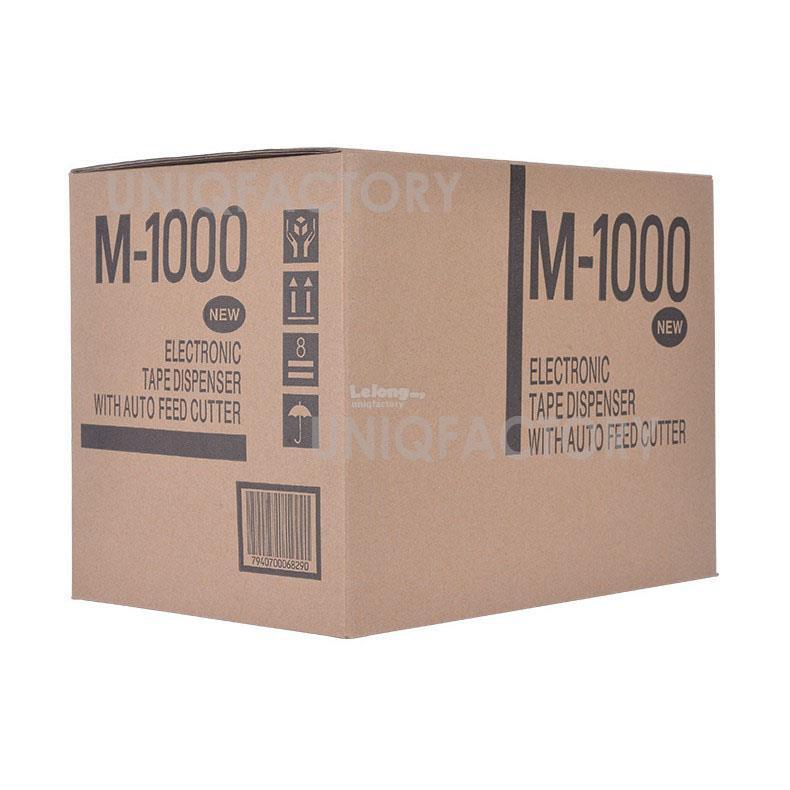 M1000 Automatic Electronic Auto Tape Dispenser Cutting Cutter Machine