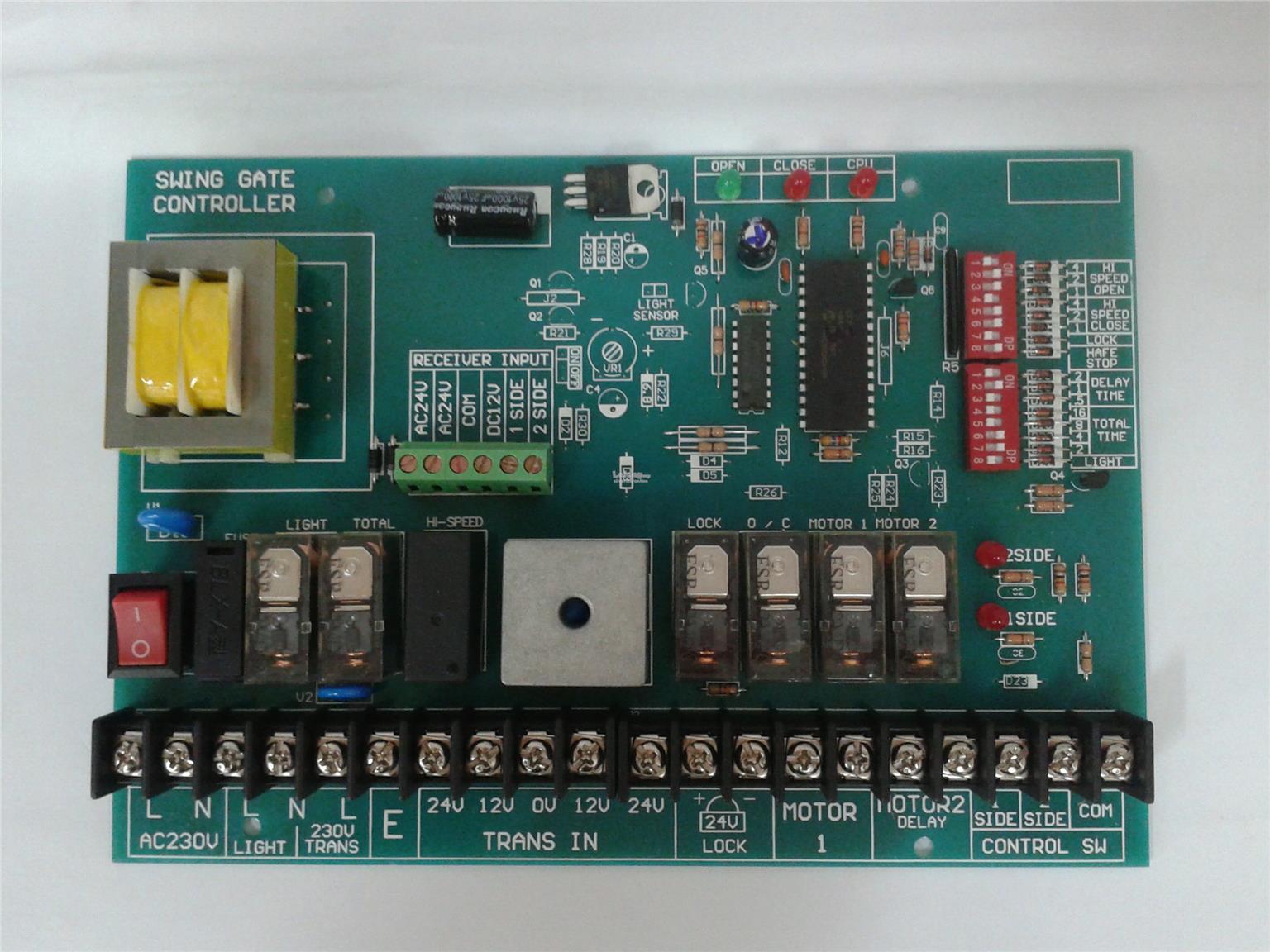 m808 autogate swing control board pc (end 10 5 2019 2 15 pm)Control Boardpcb Control Boardcontrol Circuit Board Buy Control #7