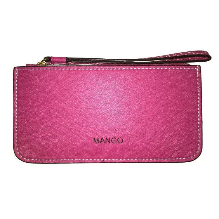 MABLE FASHION MNG Mango Classic Wristlet Clutches (READY STOCK)