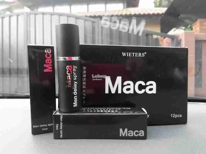 Macae Delay Spray For Men - 100% Original | Tahan Lama