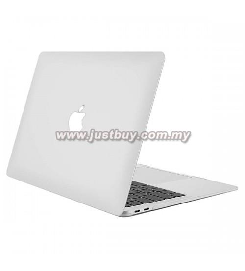 various colors 59c53 dfe65 Macbook Air Retina 13 Inch A1932 Matte Hard Cover Case - White