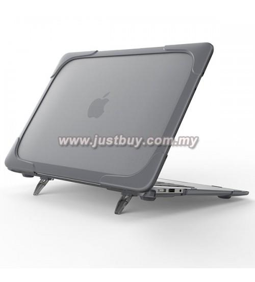 detailed look 78df6 f1972 Macbook Pro 13 Inch A1706/A1708 Armor Shock Proof Case - Black