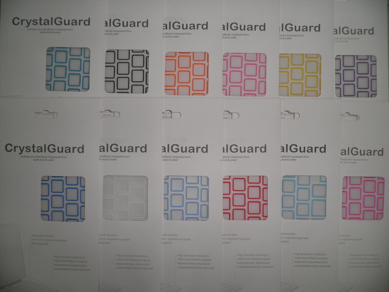 MacBook Pro Keyboard Protector Cover 12 Color New
