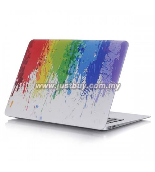 newest d7c3a e401c Macbook PRO Retina 13 Inch A1502/A1425 Art Case - Colorful Painting