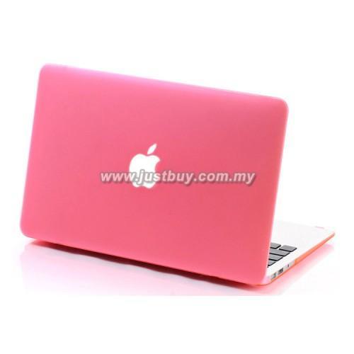 the latest dbb74 3bea7 MacBook PRO Retina 13 Inch (A1502) Matte Hard Cover Case - Pink