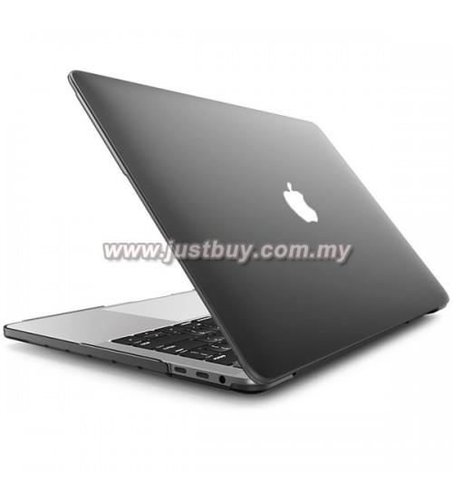 more photos 3b9f8 3ea34 Macbook Pro Retina 15 Inch A1707 Matte Hard Cover Case - Black