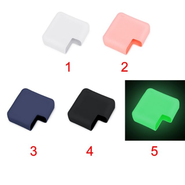 Macbook Pro Touchbar Adapter Cover Charger Protective Case Soft Silicone Prote