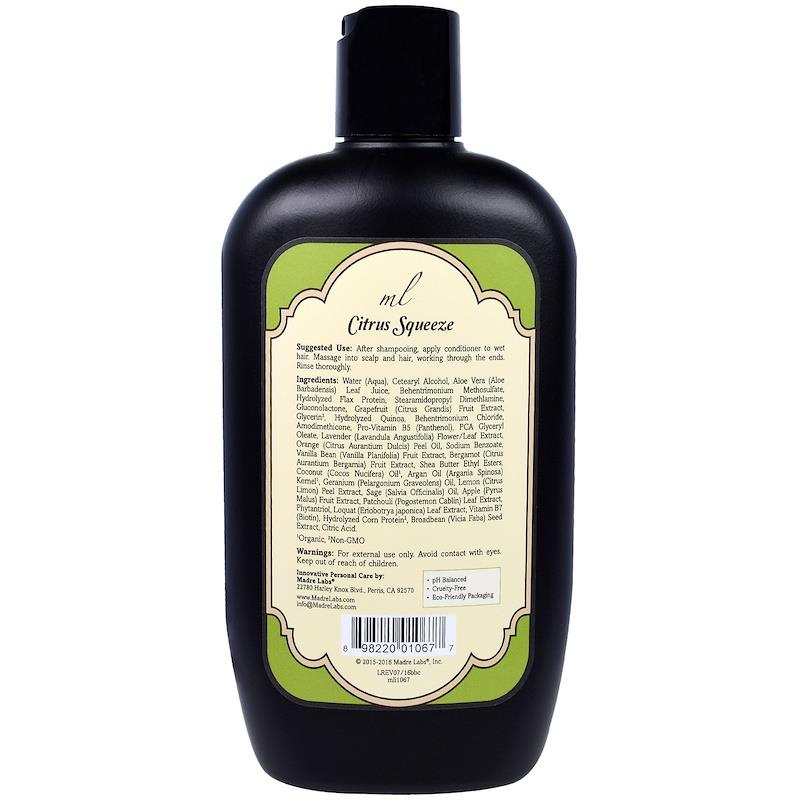 Madre Labs, Thickening B-Complex + Biotin CONDITIONER (414ml)