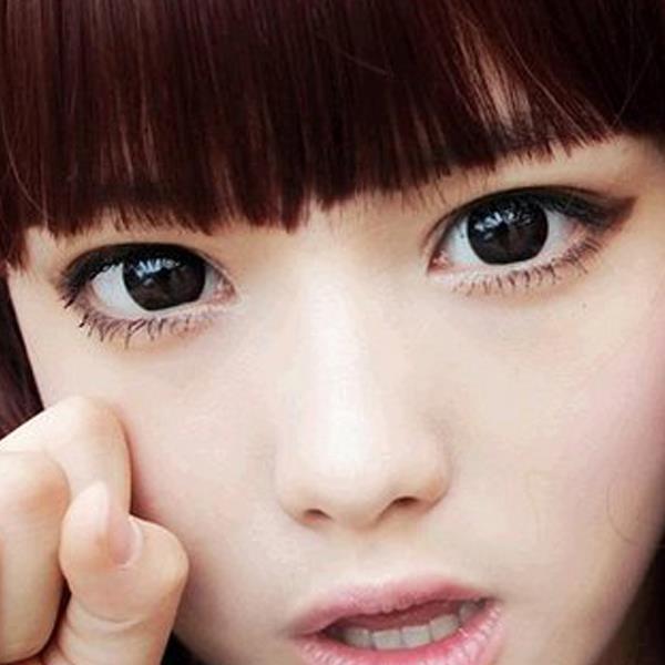 f9865f2e916 Magic Barbie Dolly Black Korean contact lens colored contact lenses 16