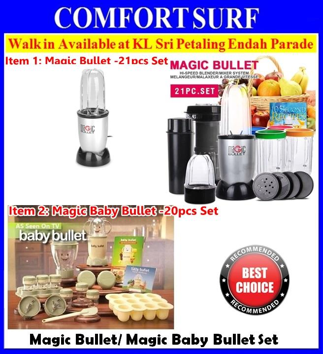 magic bullet magic baby bullet 20 pi end 5 5 2020 1 54 am. Black Bedroom Furniture Sets. Home Design Ideas