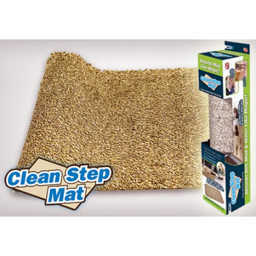 Magic Clean Step Mat