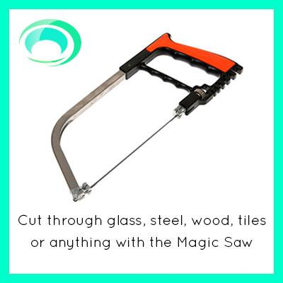 Magic Saw - Cuts Almost Anything - LIMITED TIME PROMO!!!