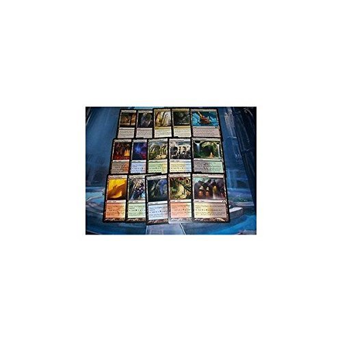 Magic The Gathering - 50 Count Non-Basic/Special Lands Lot Bulk Products
