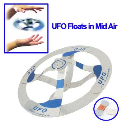 Magic Trick Toy - Floats in Mid-air UFO Flying Saucer