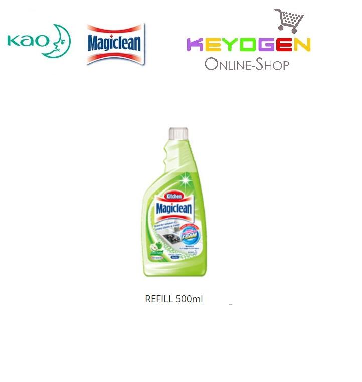 Magiclean Kitchen Refill Green Apple 500ml