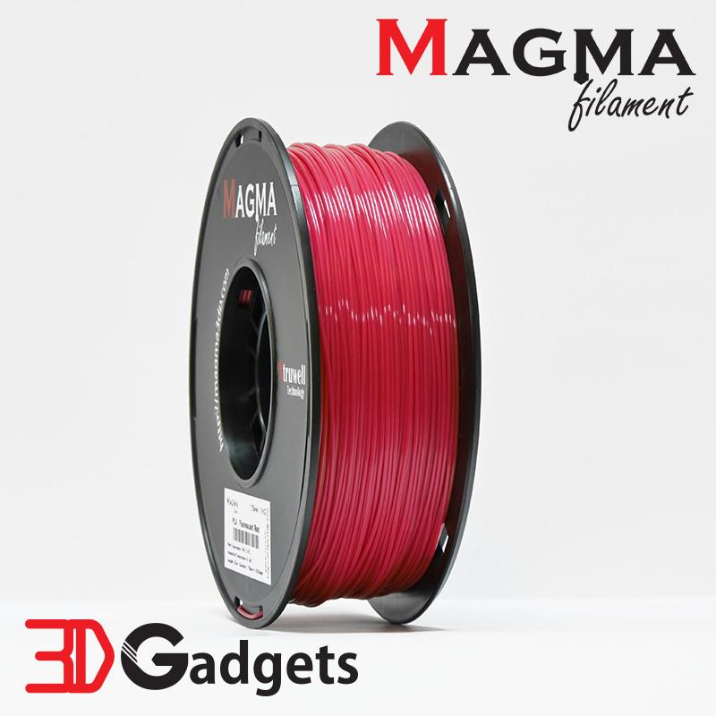Go 3d 3d Printer Filament Pla Fluorescent Red