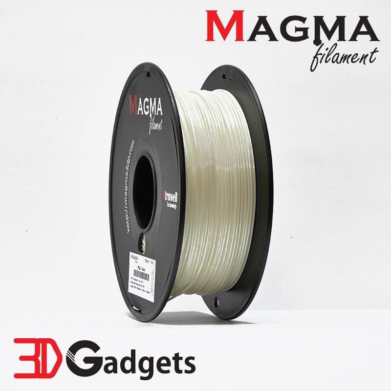 Magma 3D Printer Filament PLA 1.75mm 1KG - Ivory