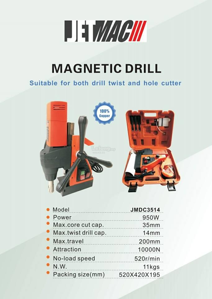 magnet drill