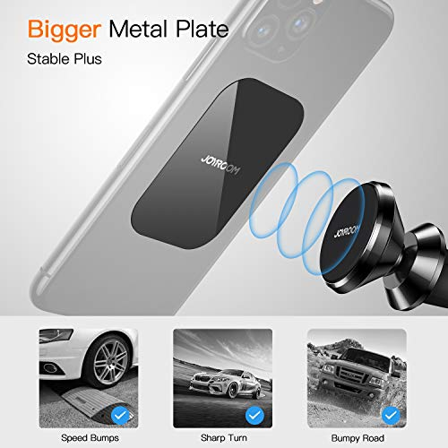 Magnetic Phone Car Mount [6 Strong Magnets] Joyroom Universal Cell Phone Holde