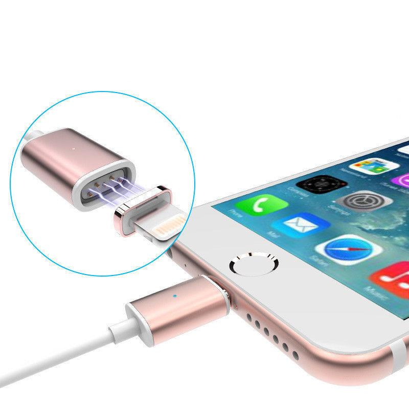 meet 2c68f 0cc61 Magnetic Smart USB Charging Cable for Iphone