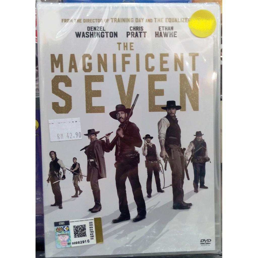The Magnificent Seven 2021