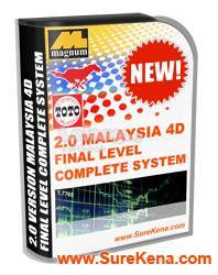 Magnum/Toto/Kuda Win 4D Predict Software