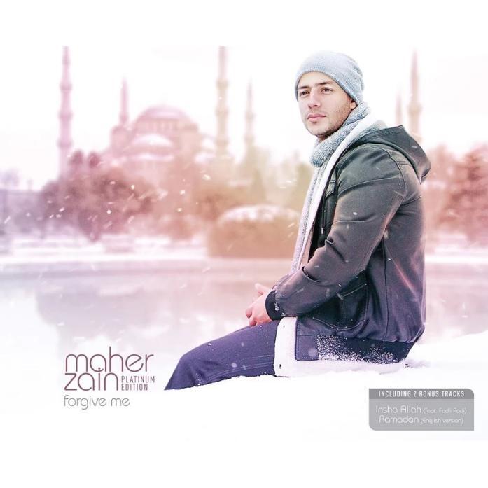 MAHER ZAIN - Forgive Me Platinum Edition (CD)