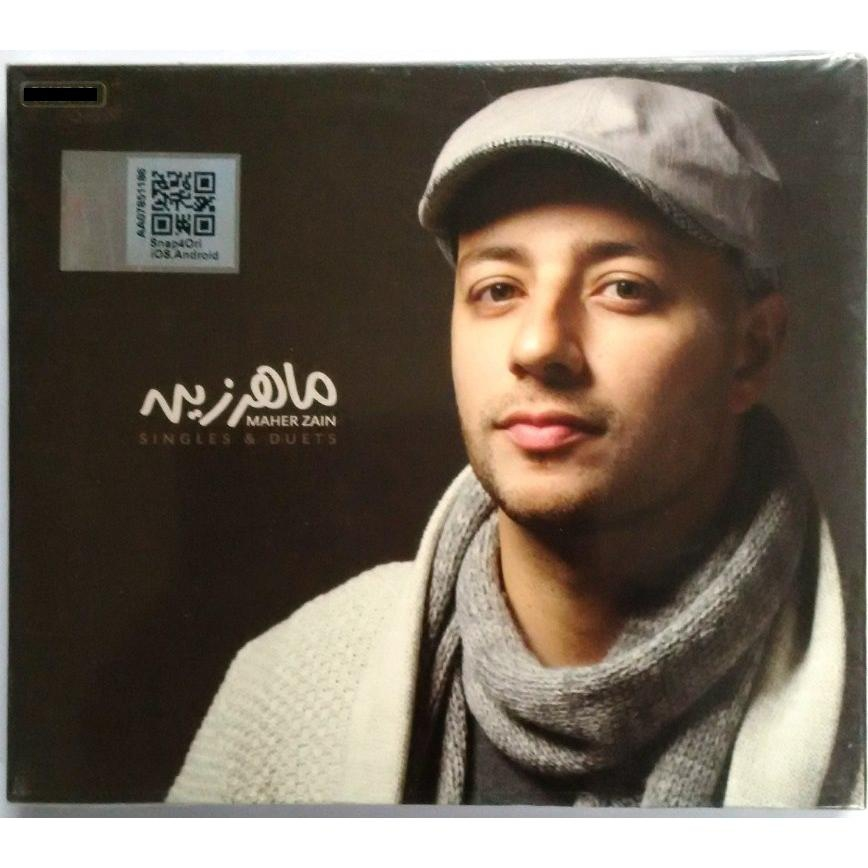 MAHER ZAIN Singles And Duet Music CD