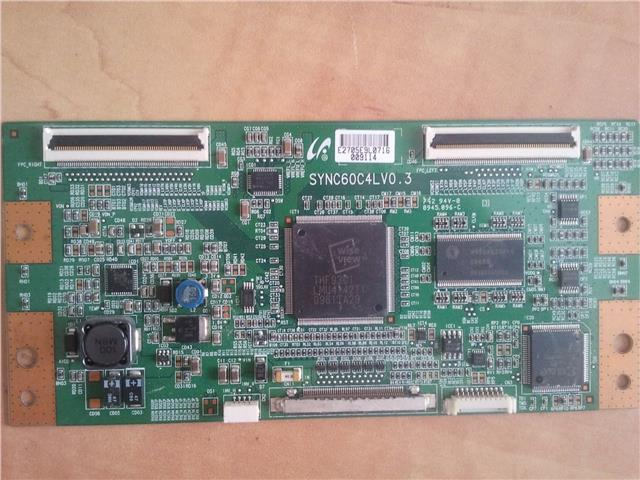 Main Board MS-1E198407 for fujicom and SYNC60C4LV0.3 T-CON board