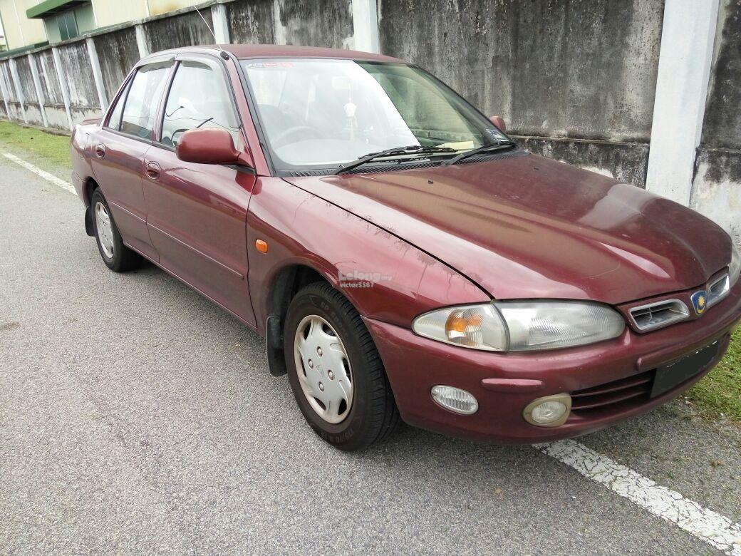 well maintained Wira 1.5 (A) for sale