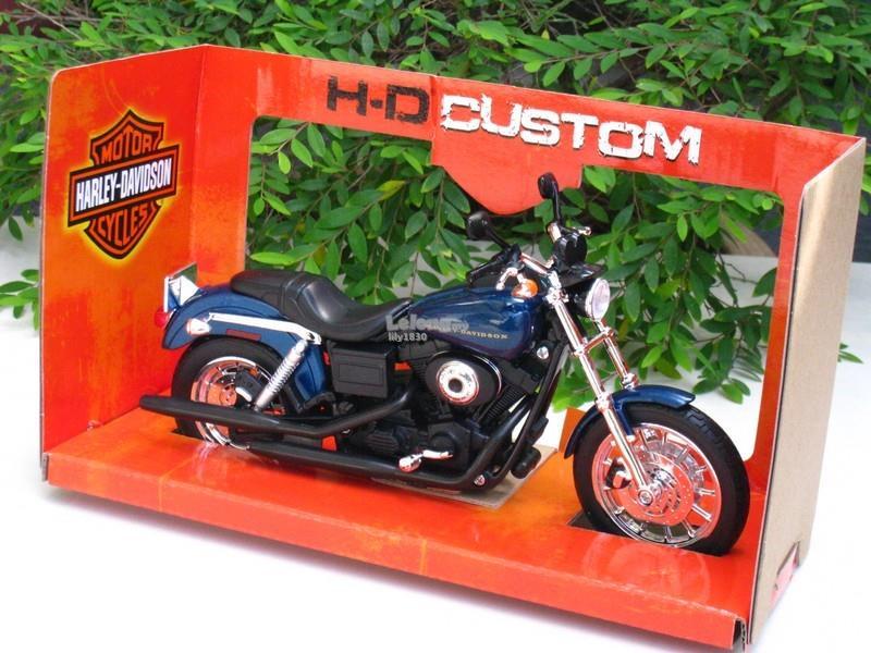 Ongekend Maisto 1/12 Harley Davidson (2004) D (end 8/26/2019 3:58 PM) BN-26
