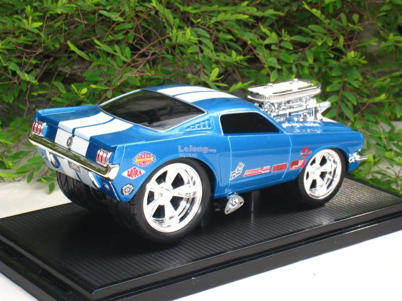 Maisto 1/24 Muscle Machine 1966 Ford (end 6/19/2018 4:25 PM)