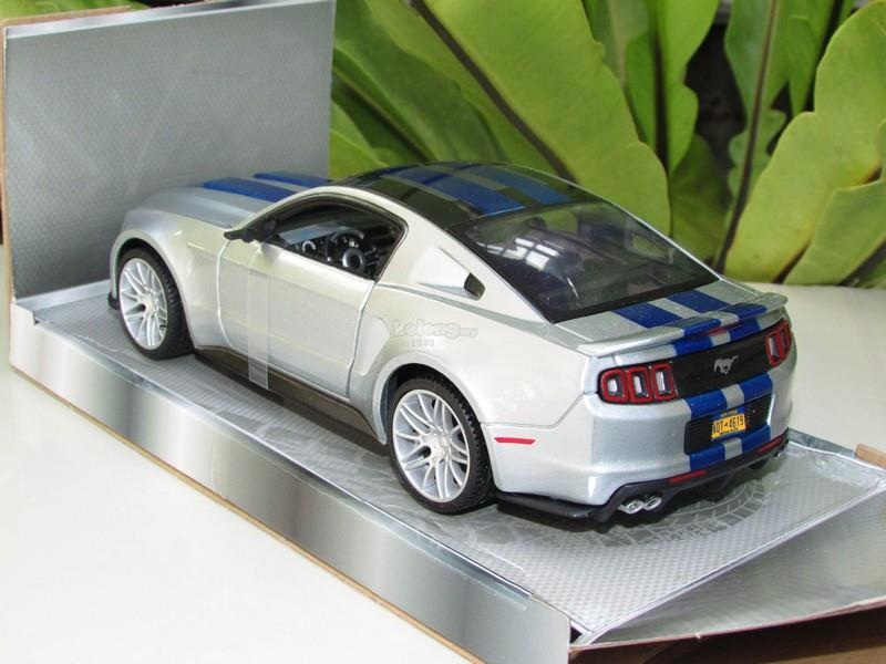 Maisto 1/24 Need For Speed 2014 Ford Mustang Street Racer