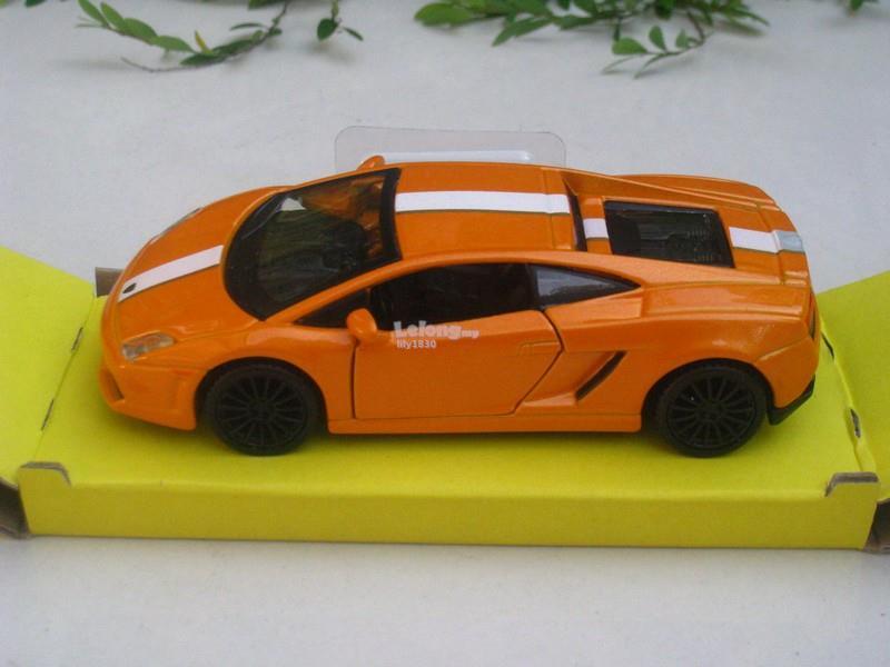Maisto 4.5u0027 (1/38) Lamborghini Gallardo LP550 2 Valentino Balboni. U2039 U203a