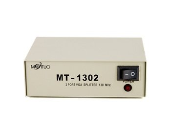 MAITUO VGA 1 IN TO 2 OUT VIDEO SPLITTER (MT-1302)