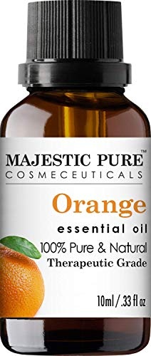 MAJESTIC PURE Aromatherapy Essential Oils Set, Includes Lavender, Peppermint,