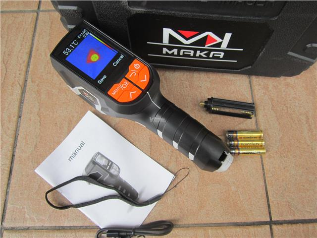 Maka MKL-R01 Digital Thermal Imager