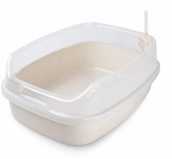 MAKAR XL Deodorized Cat Litter Box - CREAM  sc 1 st  Lelong.my & MAKAR XL Deodorized Cat Litter Box (end 12/24/2015 12:35 PM) Aboutintivar.Com