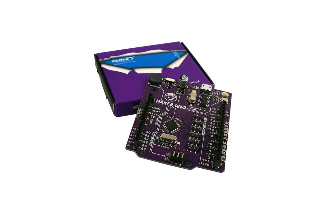 Maker UNO: Simplify Arduino for {Education}