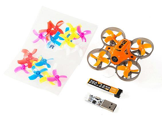 Makerfire Armor 65 Plus 65mm Micro FPV Racing Drone WITH Jumper T12