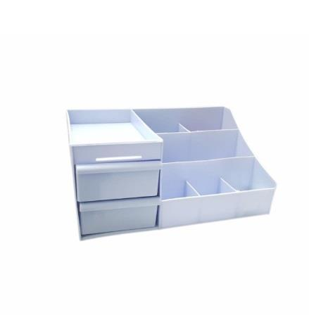 Makeup Collect Organizer - Blue