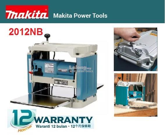 Makita planer feed rollers