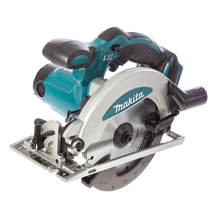 Makita 18V 165mm Cordless Circular Saw (Solo)