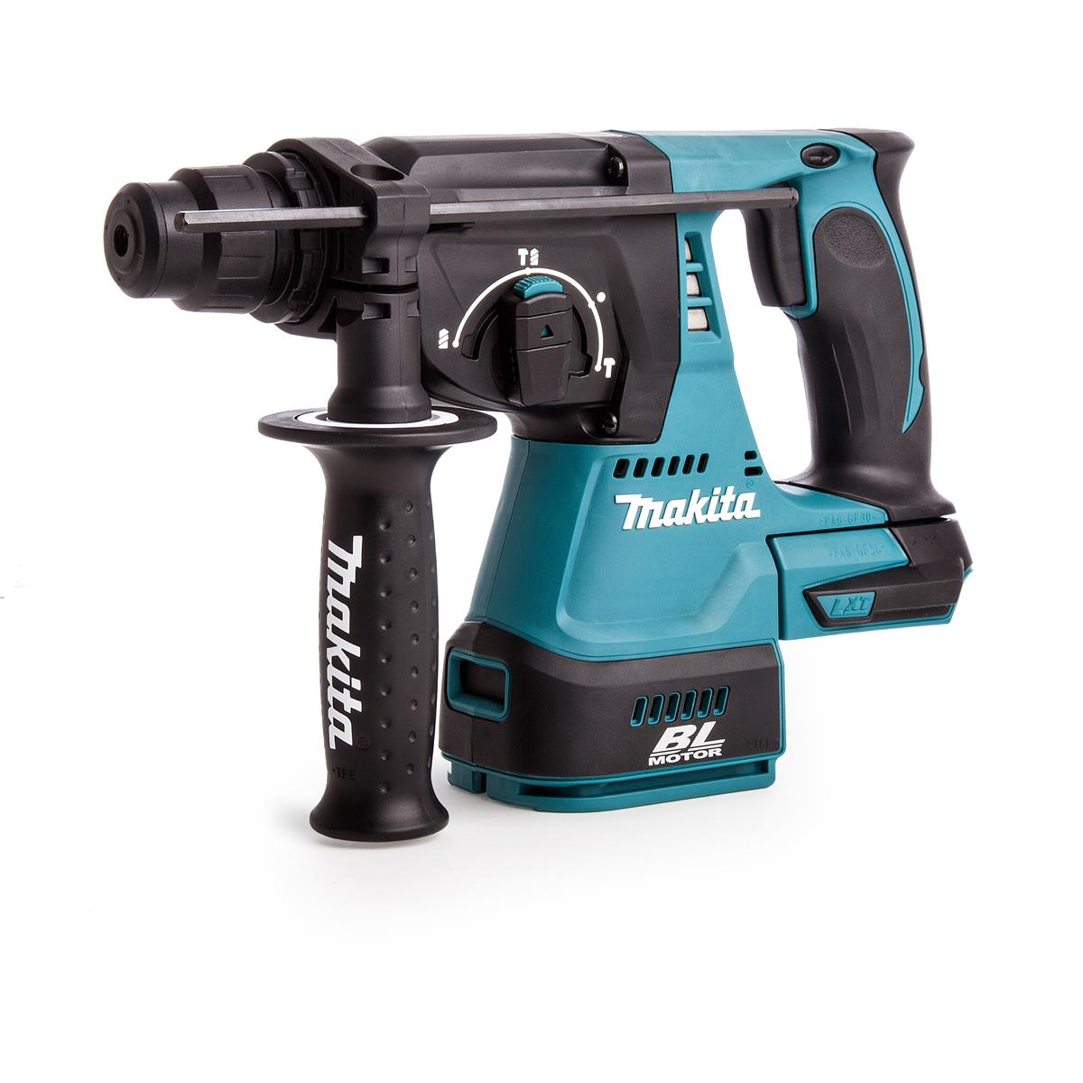 Makita 18V Cordless Brushless Combination Rotary Hammer (Solo)