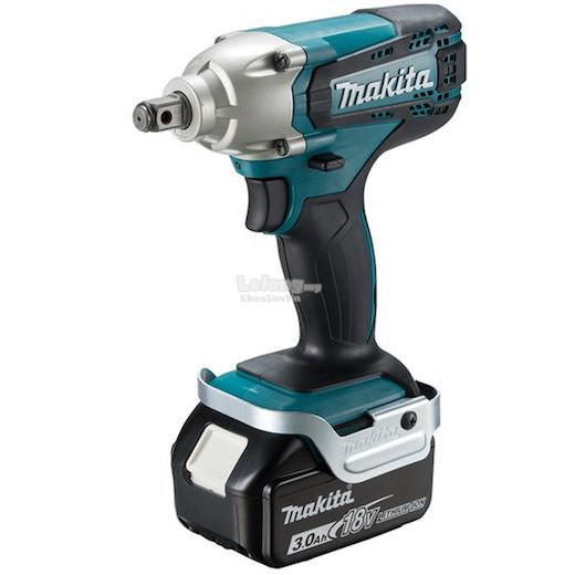 "Makita 18V Cordless Impact Wrench 1/2"" DTW190RFE"