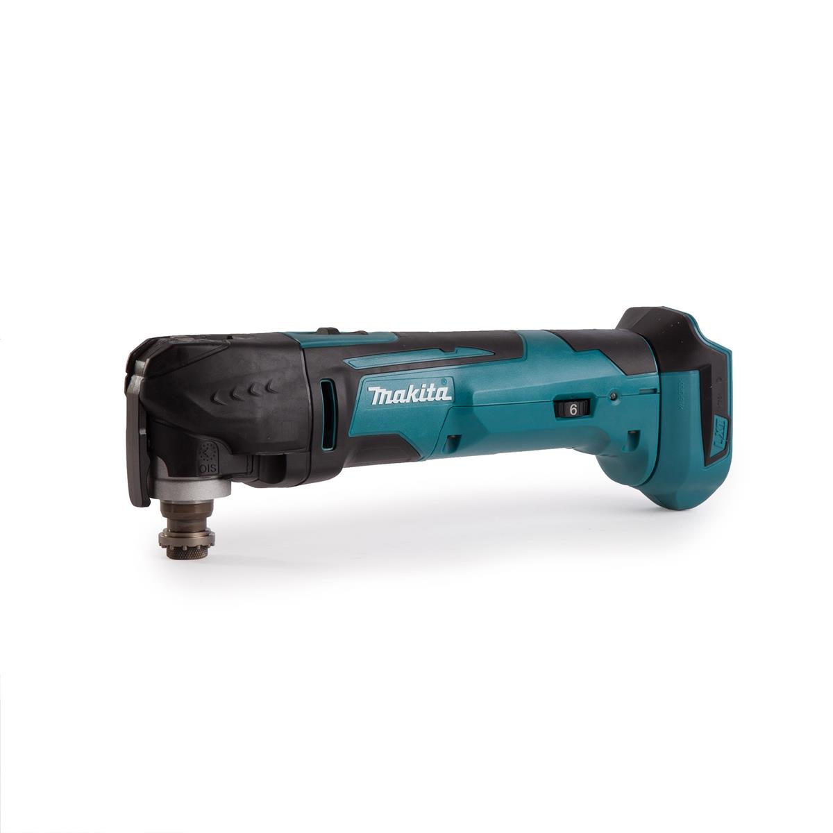 makita 18v cordless multi tool sol end 6 29 2018 12 15 am. Black Bedroom Furniture Sets. Home Design Ideas